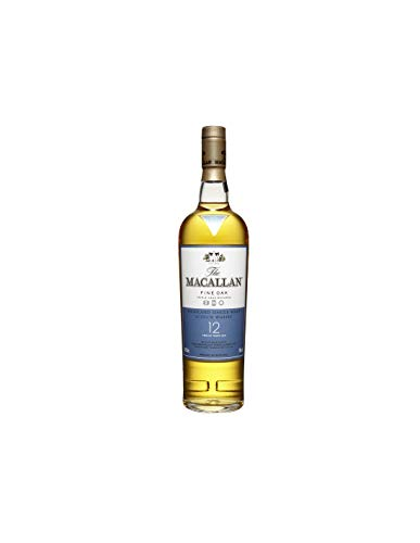 Whisky - Macallan 12 Años Fine oak 50 cl