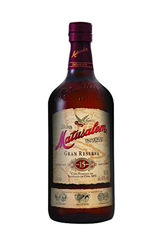Matusalem Ron Matusalem 15 Solera Gran Reserva Rum 40% Vol. 0,7L In Giftbox - 700 ml