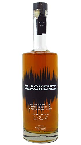 Sweet Amber Distilling - Metallica Blackened American - Whisky
