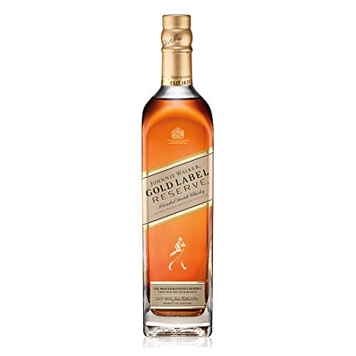 Johnnie Walker Gold Whisky Escocés, 700ml