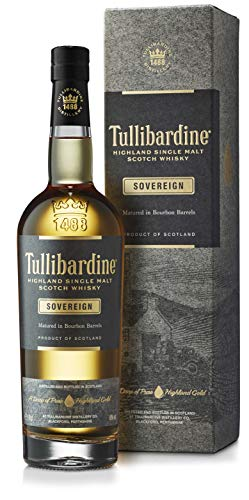 Tullibardine Sovereign Highland Single Malt Scotch Whisky - 700 ml