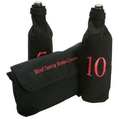 Blind Tasting Covers Numbered 1-10 by Wineware