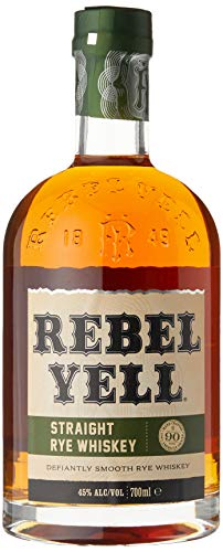 Rebel Yell Small Batch Rye Straight Rye Whiskey 45% Vol. 0.7L - 700 ml
