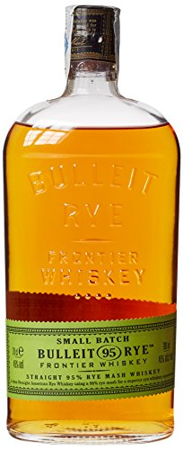 Bulleit Rye Whisky, 700ml