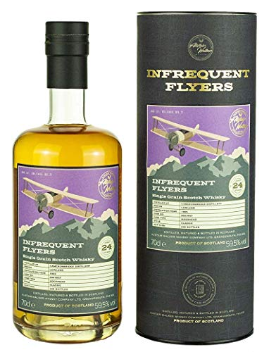 Cameronbridge - Infrequent Flyers - Single Cask Batch #1-1995 24 year old Whisky